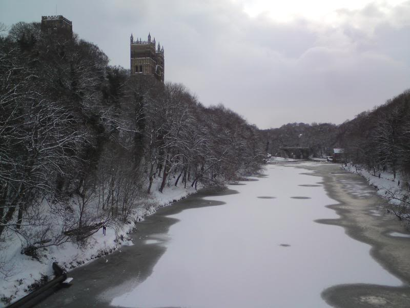 picture of the Frozen River Wear December 2010
