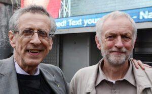 piers corbyn and jeremy corbyn