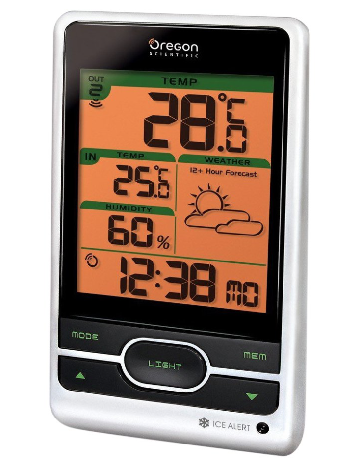 Oregon Scientific BAR206 Wireless Weather Station