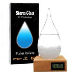 Eno GR Storm Glass