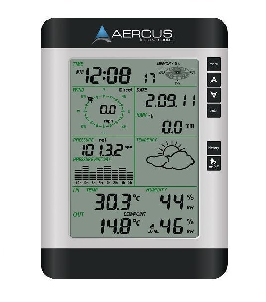 Aercus Instruments WS2083 Weather Station