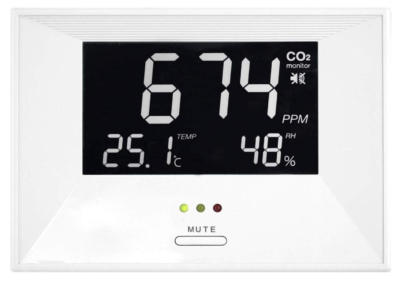 "TFA CO2-Messgerät ""Air CO2ntrol Life"" with Thermo-/Hygrometer"