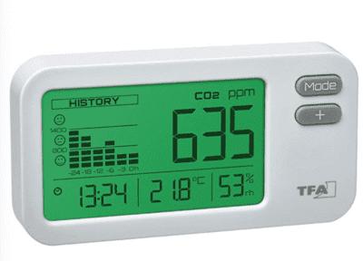 TFA Dostmann AIRCO2NTROL Coach CO2 Monitor