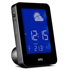Braun Digital Multi-Region Radio Controlled Weather Station
