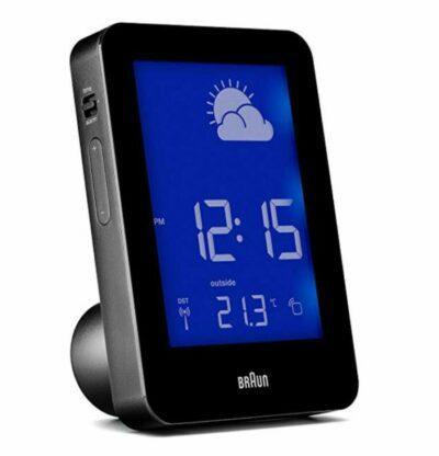 Braun Digital Multi-Region Radio Controlled Weather Station