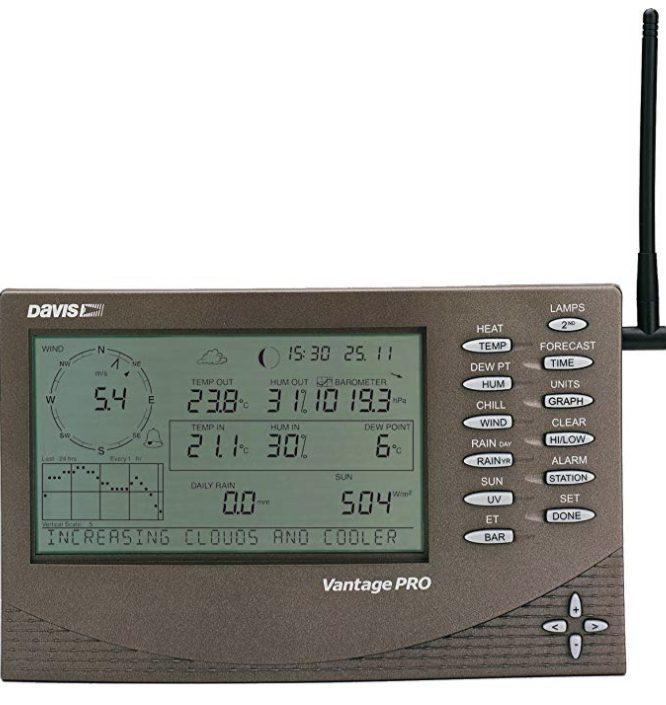 Davis Vantage Pro2 Home Weather Station
