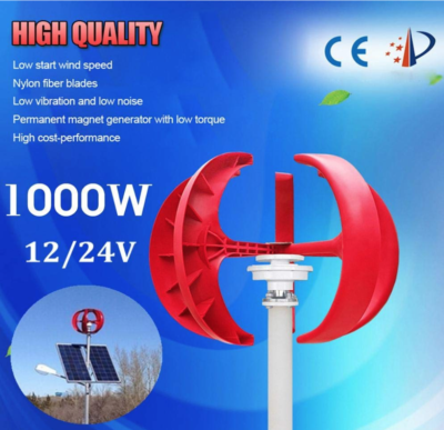 Dfenghuang 1000w 12v-24v Mini Wind Turbine