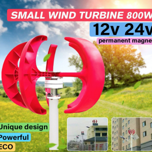 Dfenghuang new max800w wind turbine