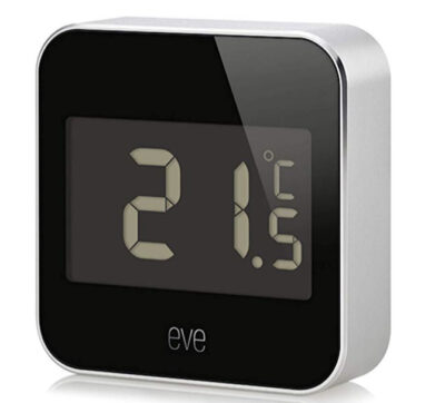 Eve Degree - Connected Weather Station for tracking temperature, humidity & air pressure