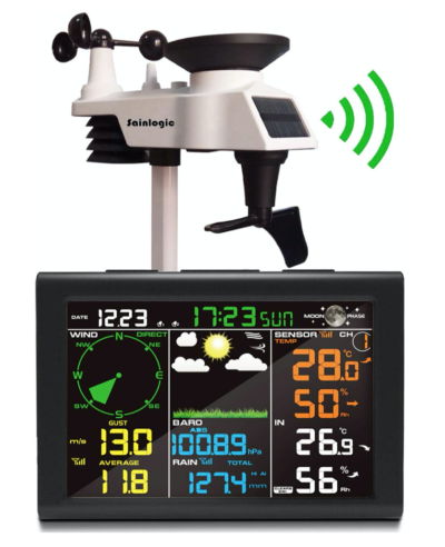 Sainlogic FT0835 radio weather station