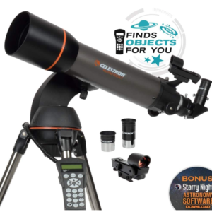 Celestron 22096 NexStar 102 SLT Computerised Telescope