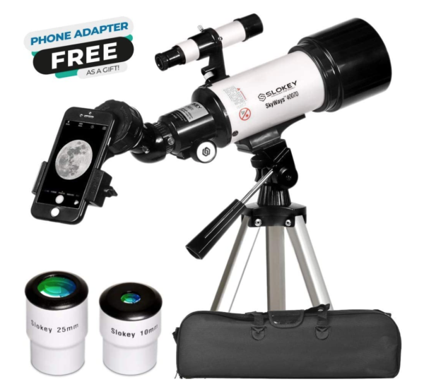 Slokey Skyways 40070 Telescope for Astronomy
