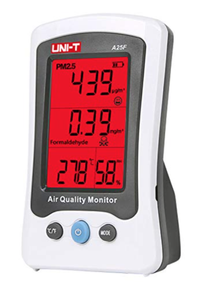 UNI-T Air Quality Monitor