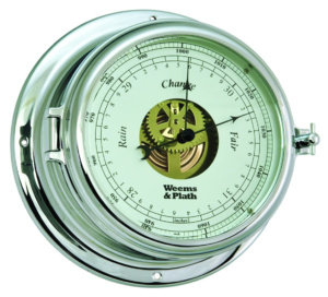 Weems and Plath Endurance II 135 Open Dial Barometer