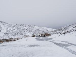 High level snow 4th December 2020