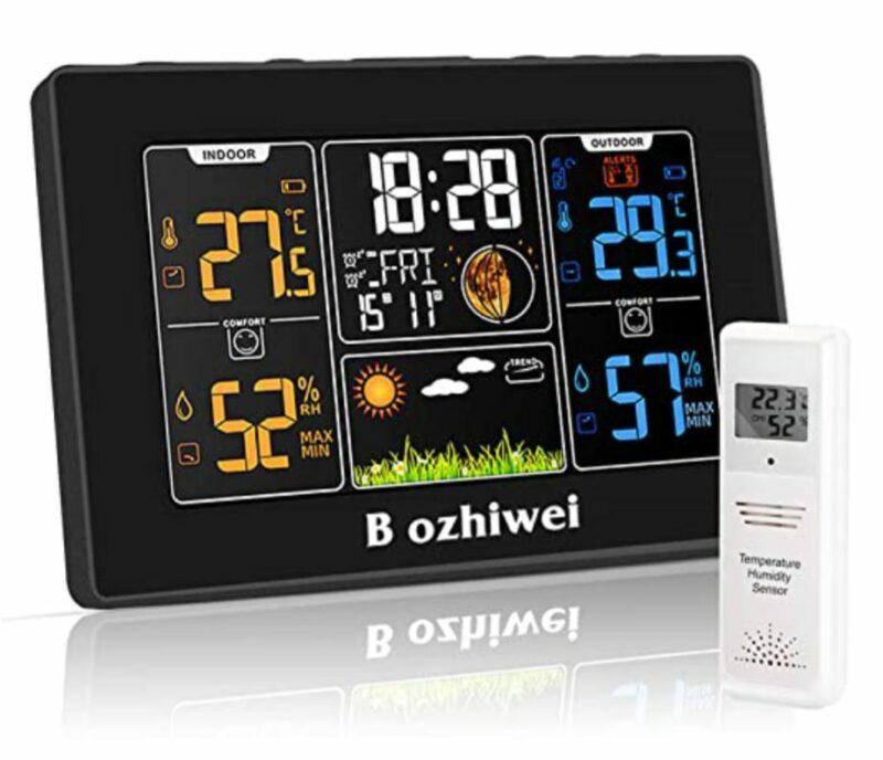 B ozhiwei Wireless Weather Station