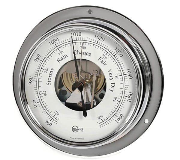Barigo Tempo Chrome Barometer