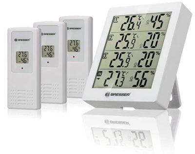 Bresser 7000020GYE000 Weather Station Hygrometer Thermometer