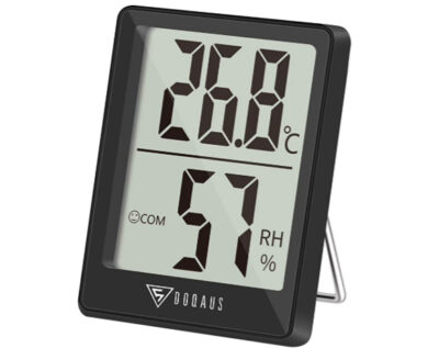 DOQAUS Room Hygrometer Thermometer