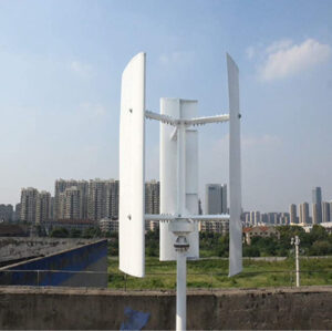 NL 1000w 2000w Vertical Wind Turbine 250 RPM Wind Generator 48v 96V 120v