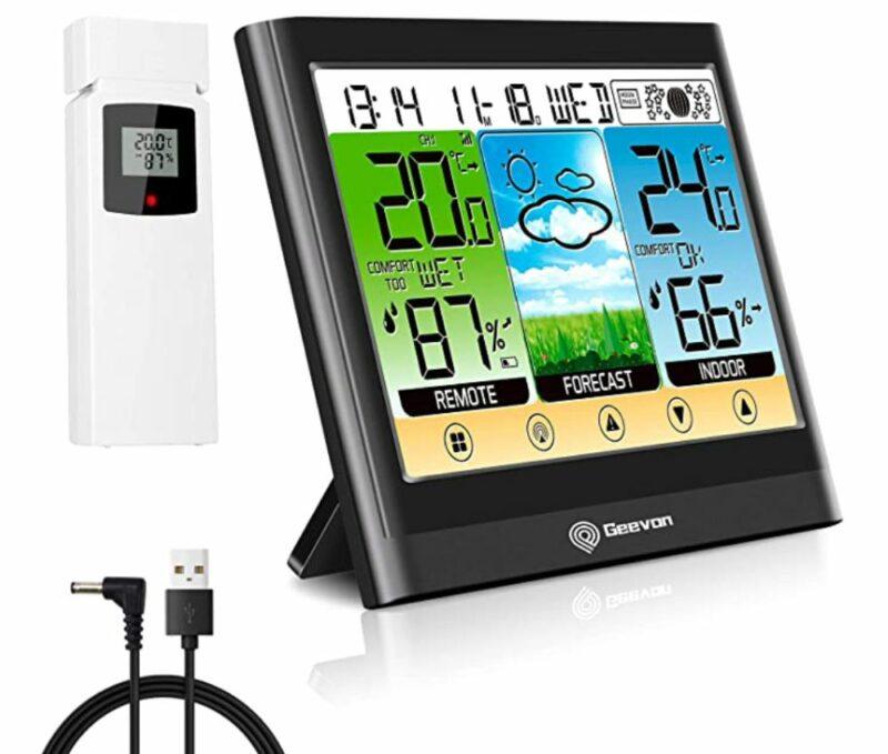 Geevon Wireless Weather Station