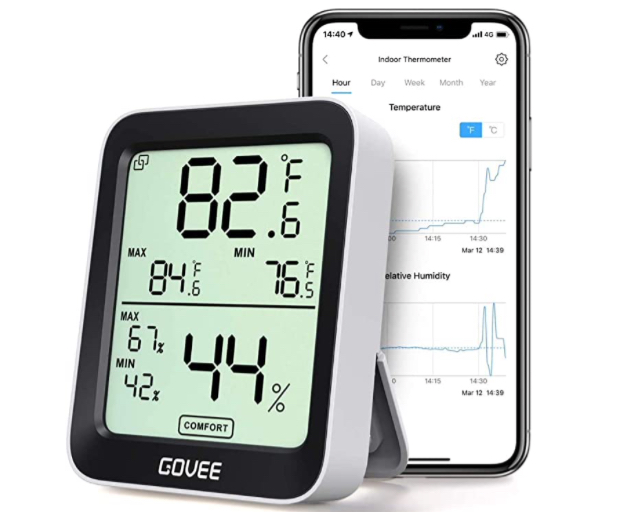 Govee Room Thermometer Hygrometer