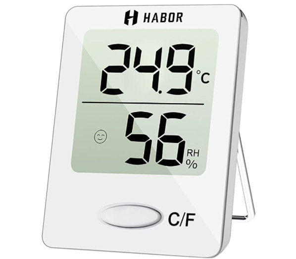 Habor Room, Mini Style Meter, Hygrometer Thermometer