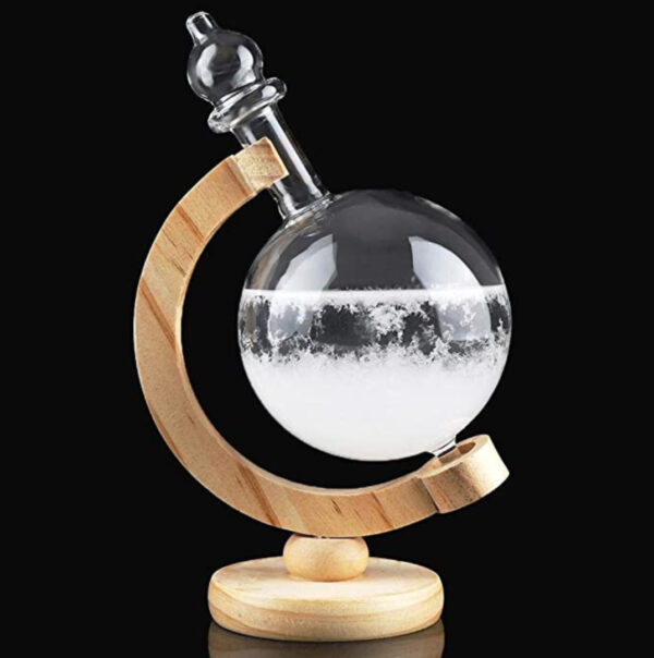 Mumusuki Creative Globe-Shaped Storm Glass