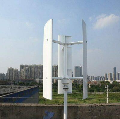 NL 1000w 2000w Vertical Wind Turbine 250 RPM Wind Generator 48v 96V 120v