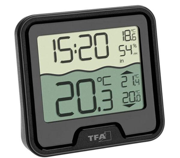 TFA Dostmann Marbella Wireless Pool Thermometer