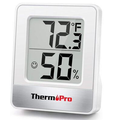 ThermoPro TP49 Digital Room Thermometer Indoor Hygrometer