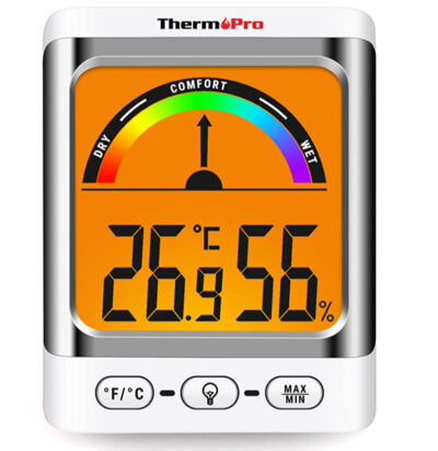 ThermoPro TP52 Indoor Hygrometer Thermometer