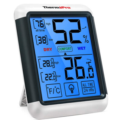 ThermoPro TP55 Digital Indoor Hygrometer Thermometer