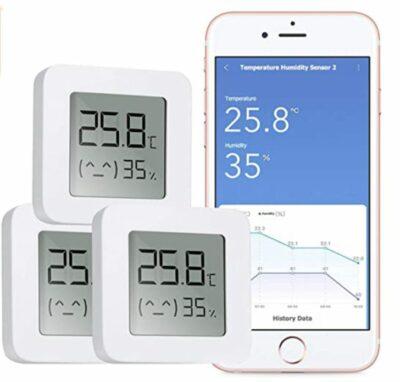 WARMTUYO Wireless Thermometer Hygrometer