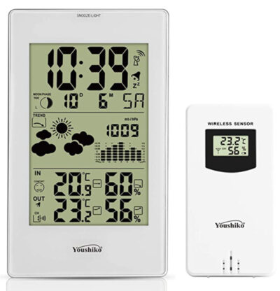 Youshiko YC9331 Wireless Weather Station