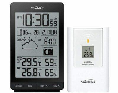 Youshiko YC9342 Wireless Weather Station