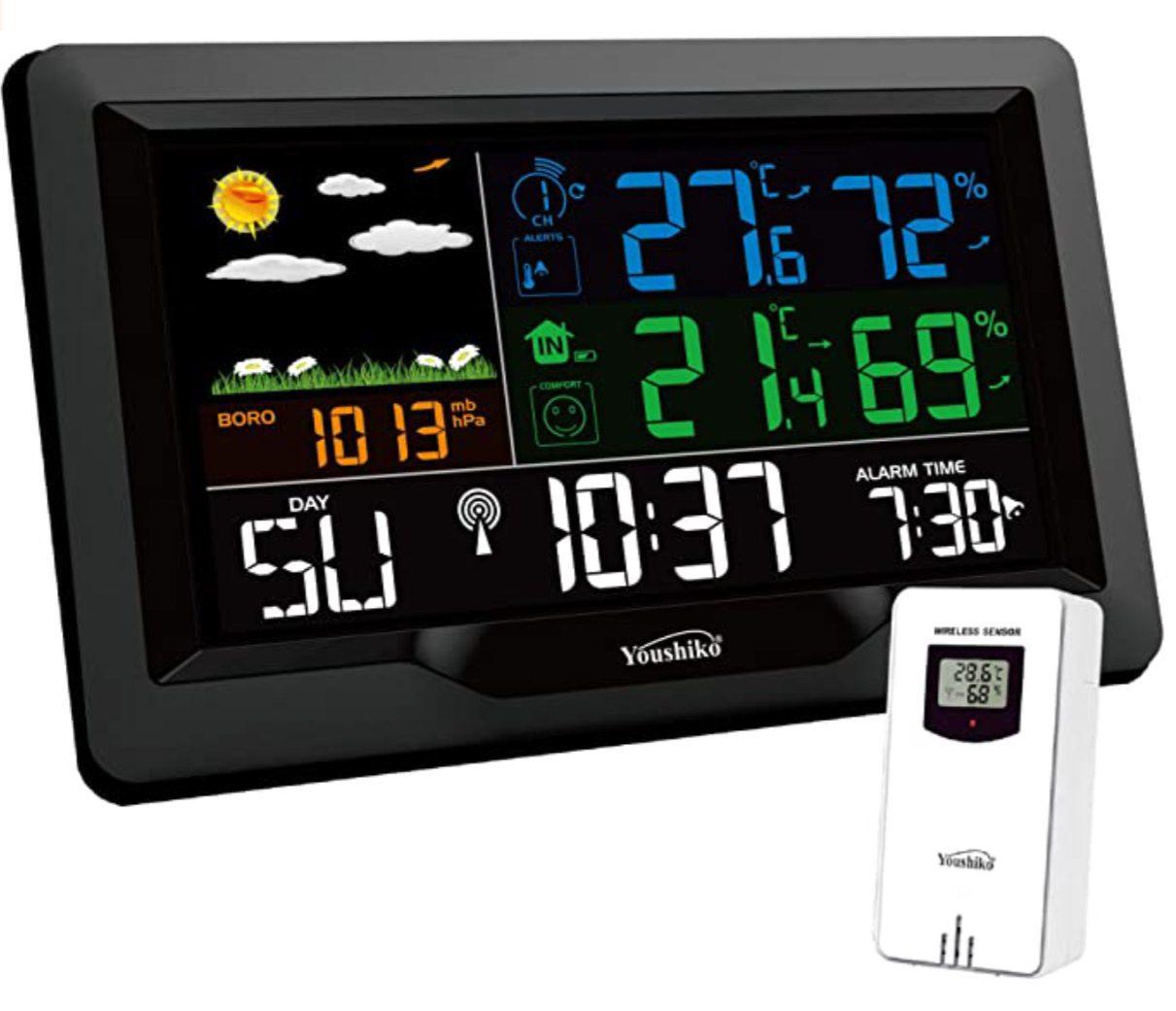 Youshiko YC9442 Wireless Weather Station