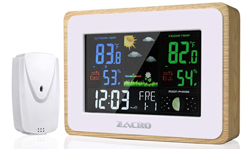 Zacro Digital Weather Station
